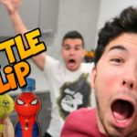 WILLYREX Y sTaXx flip bottle challenge